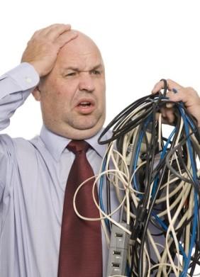 man wires